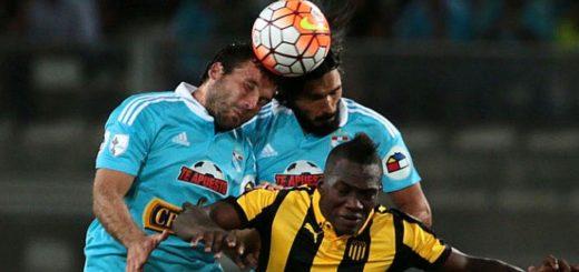 Sporting Cristal igualó 1-1 ante Peñarol por Copa Libertadores