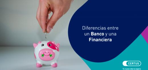Diferencias entre un Banco y una Financiera