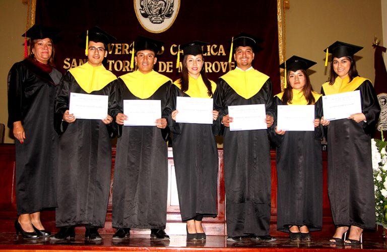 Graduación en Chiclayo