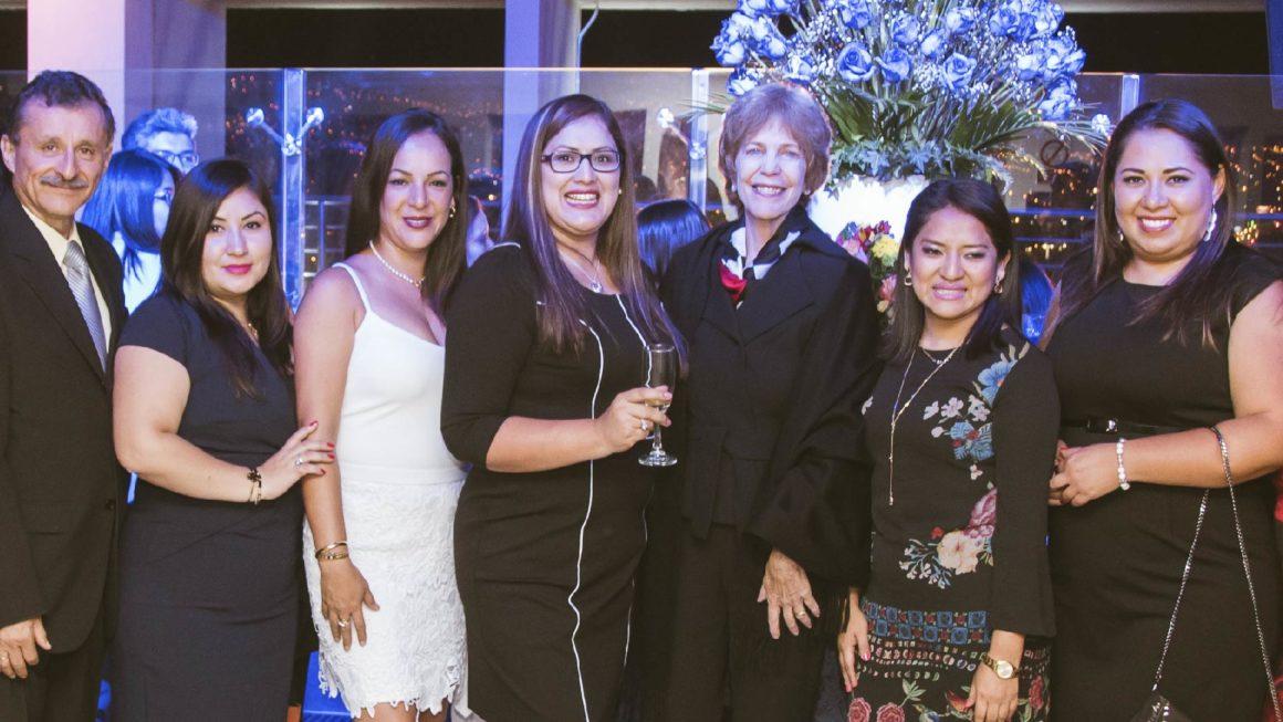 ejecutivos de CERTUS en la inauguración de la nueva sede Arequipa