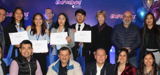 El concurso de ideas de negocio que convoca a toda nuestra comunidad de estudiantes en Lima y provincias, llegó a su fin.
