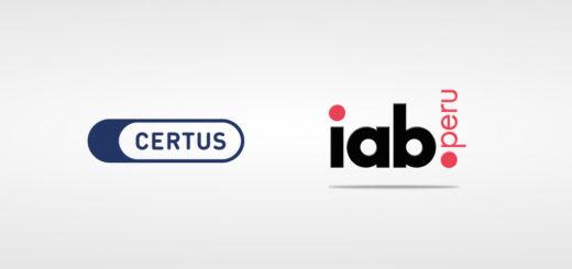 CERTUS ya es parte de Interactive Advertising Bureau PERÚ (IAB Perú), entidad internacional que agrupa a las empresas relacionadas con la publicidad interactiva
