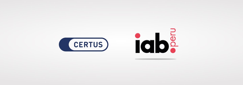 Convenio CERTUS – IAB