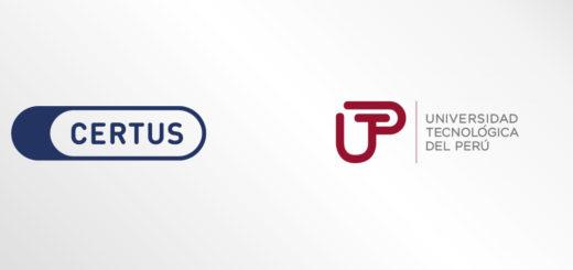 Con el objetivo de que nuestros estudiantes y egresados tengan más oportunidades de seguir creciendo profesionalmente, Certus firmó un convenio interinstitucional de tres años con la Universidad Tecnológica del Perú (UTP).
