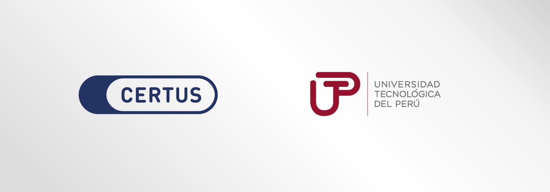 Certus y UTP firman convenio educativo