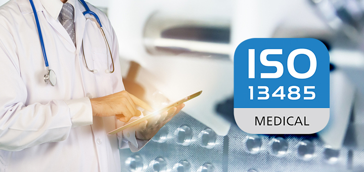 iso 13485 dispositivos medicos
