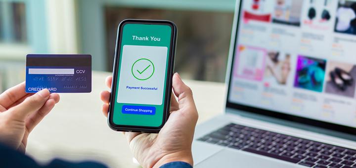 pagos desde dispositivos moviles