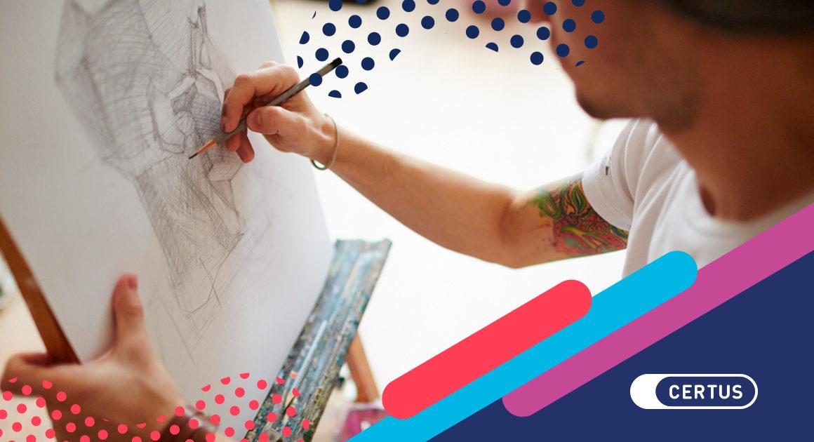 ¿Necesitas saber dibujar para ser diseñador gráfico?