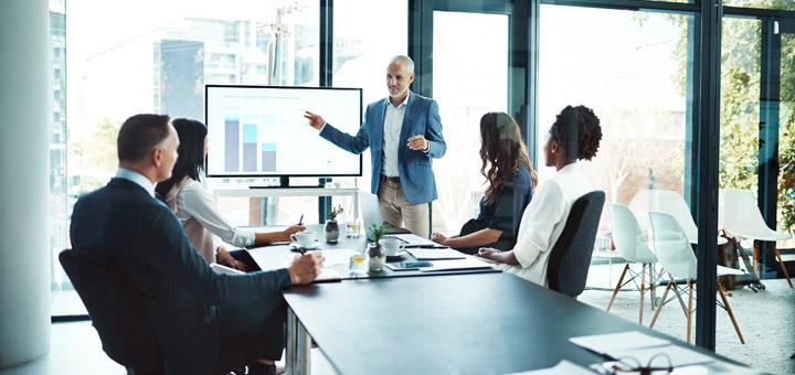 oficina personas presentación