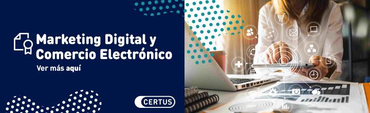 banner curso 2021 Marketing Digital Comercio Electrónico