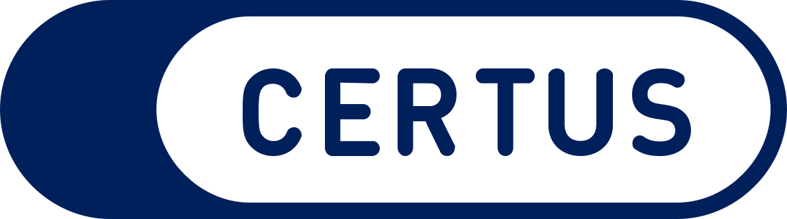 CERTUS logo png